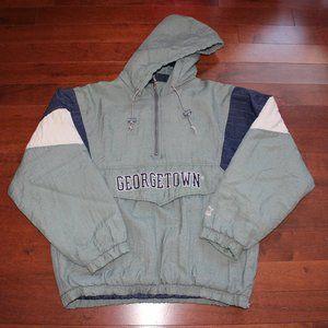 "Vintage Starter ""GEORGETOWN"" Jacket"